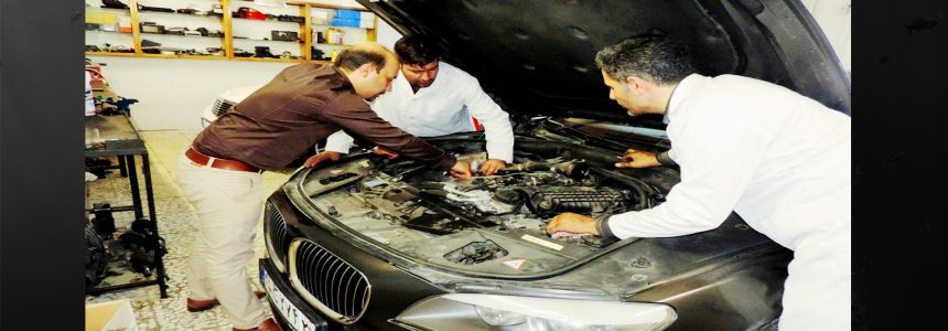 آموزش های تخصصی تنظیم موتور