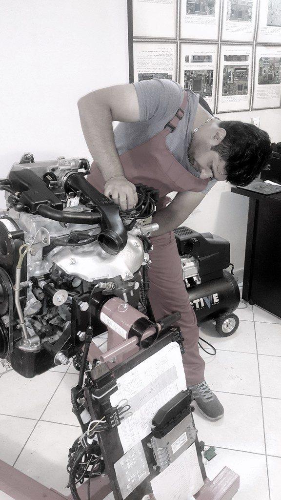آموزش برق خودرو (4000)